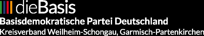 Logo dieBasis weiß